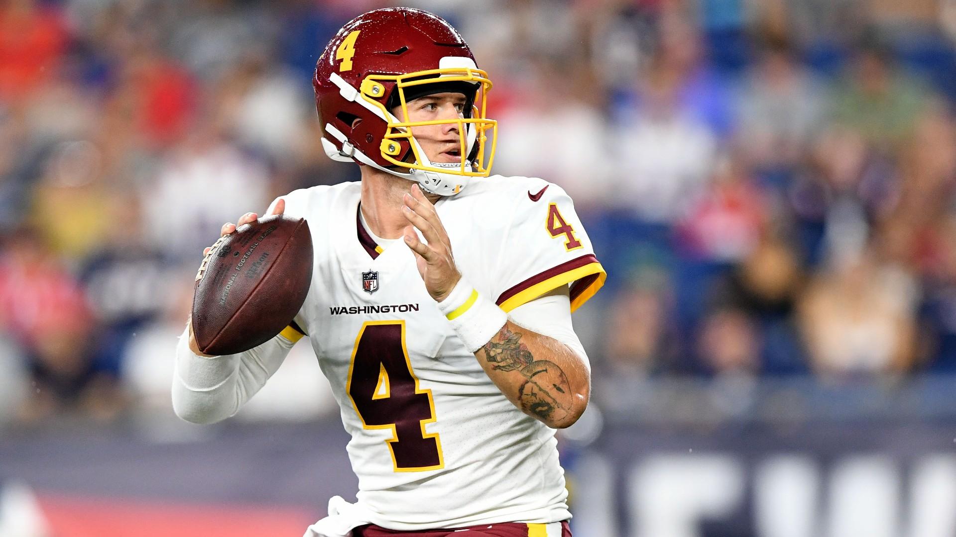 NFL DFS Picks thursday Showdown Single Game fanduel draftkings